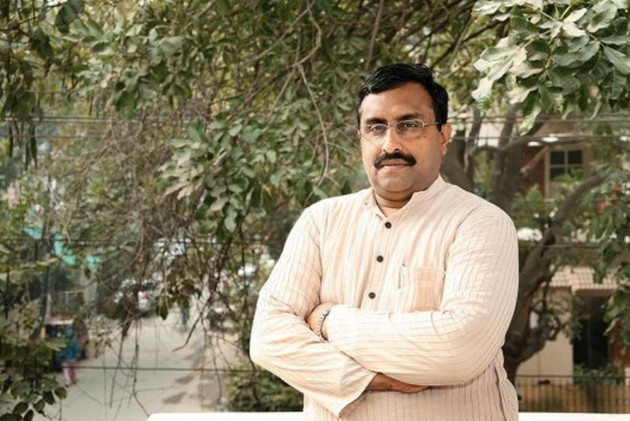 <em>Hamare Paas Modi Hai</em>: Ram Madhav Attacks Opposition