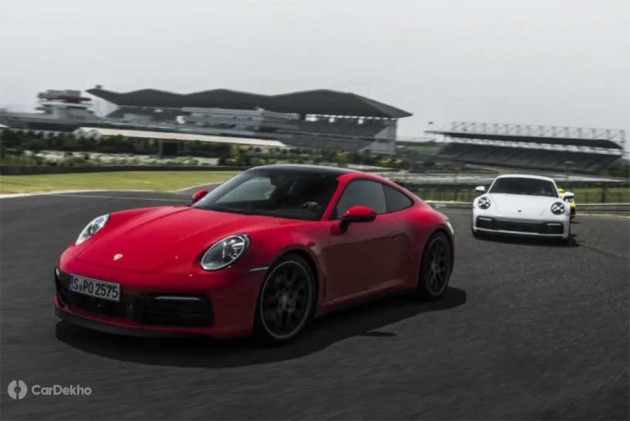 New-Gen Porsche 911 Launched In India; Prices Start At Rs 1.82 Crore