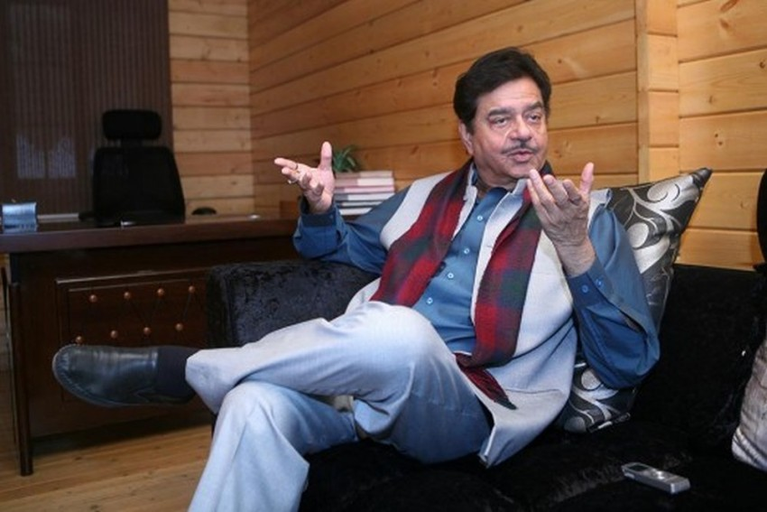 Would Have Loved To: Shatrughan Sinha On Fighting Against PM Modi