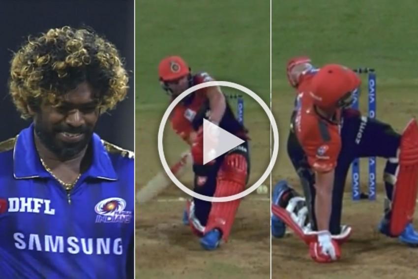IPL 2019, MI Vs RCB: AB de Villiers Hits Lasith Malinga For An Unbelievable 360 Degree Six – WATCH