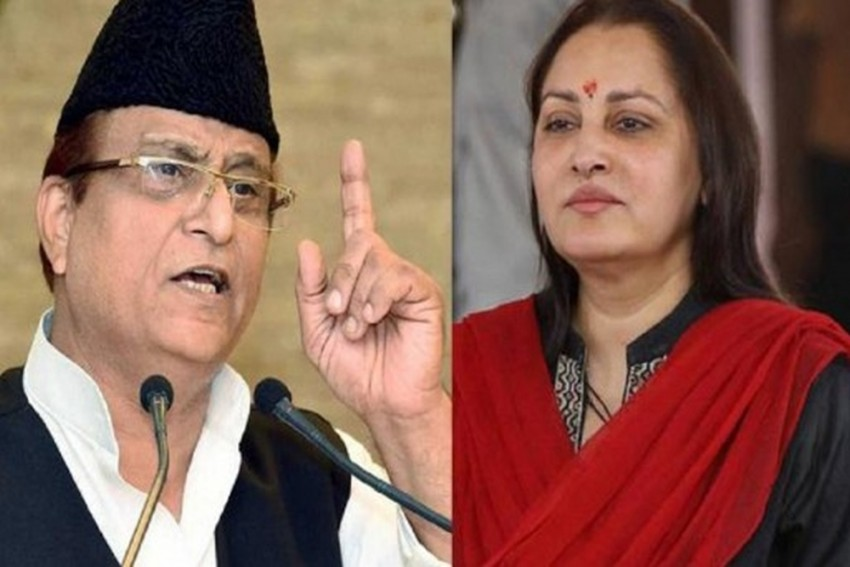 Azam Khan Has Crossed All Limits, Shouldn't Be Allowed To Contest Lok Sabha Polls: Jaya Prada