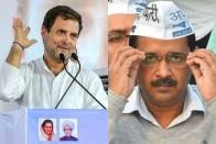 Rahul Gandhi, Arvind Kejriwal Spar On Twitter Over AAP-Congress Alliance For Lok Sabha Polls