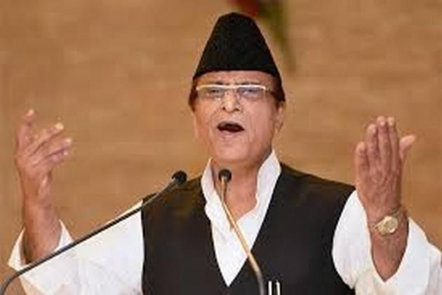 'Obnoxious And Shameful': BJP Slams Azam Khan For His '<em>Khaki</em> Underwear' Remark