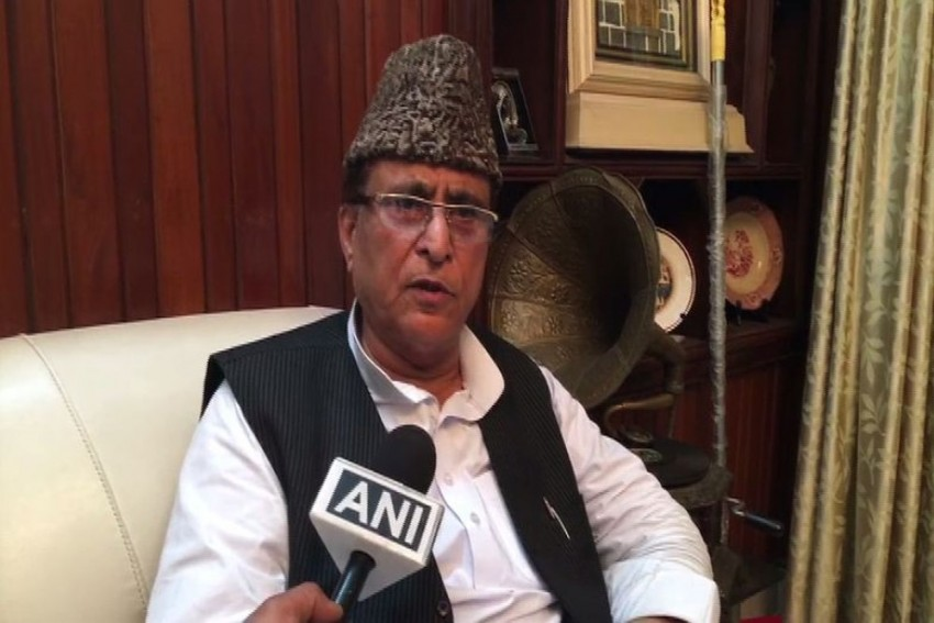 FIR Filed Against Azam Khan Over 'Khaki Underwear' Remark
