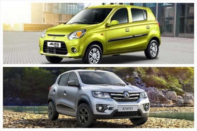 Cars In Demand: Maruti Alto, Renault Kwid Top Segment Sales In March 2019