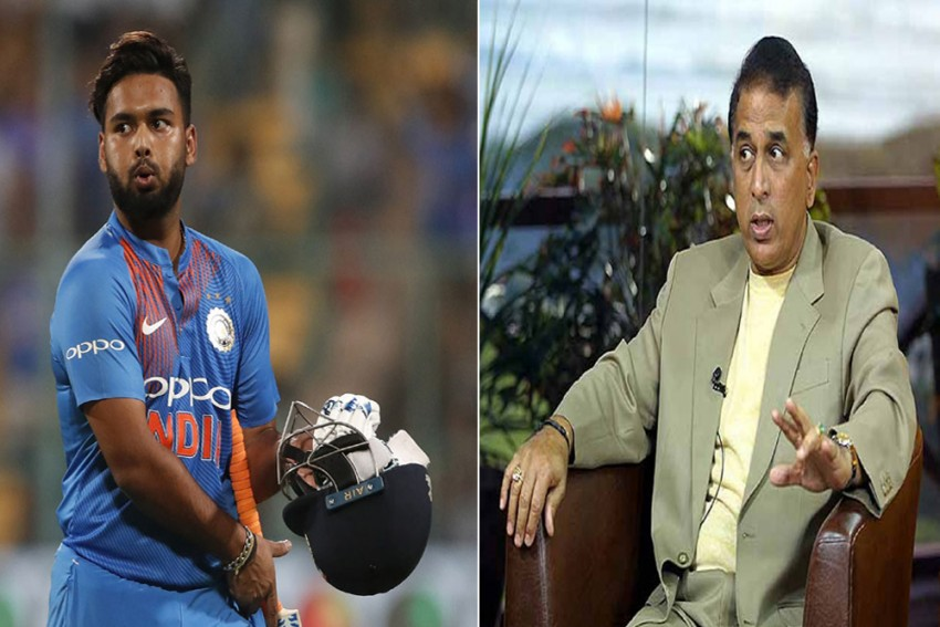 Rishabh Pant Would Have Given India A Left-Handed Option: Sunil Gavaskar