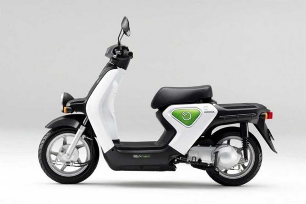 Honda Wants To Let You Unlock Your Scooter With Your Helmet