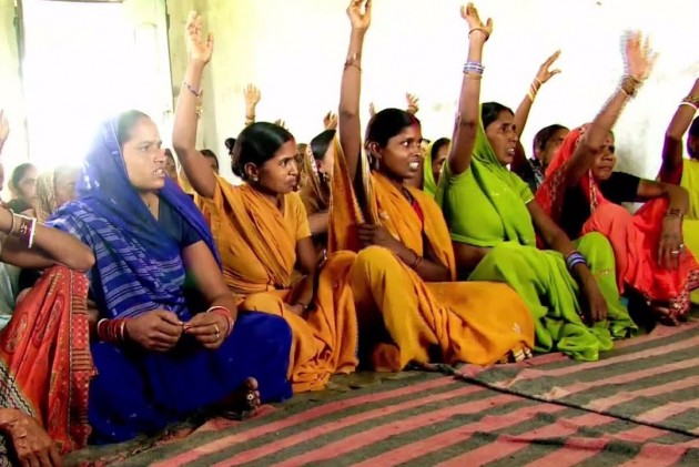 Making Woman The Nutrition Champion In Rural Homes Through NRLM