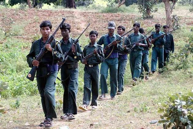 Three Maoists, CRPF Jawan Killed In Encounter In Jharkhand