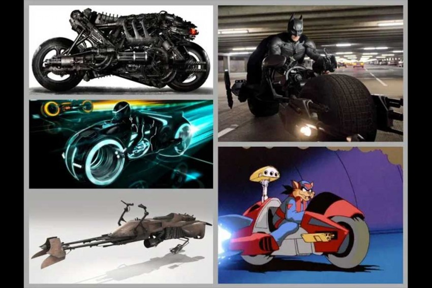 Top 5 Iconic Fictional Motorcycles From Movies