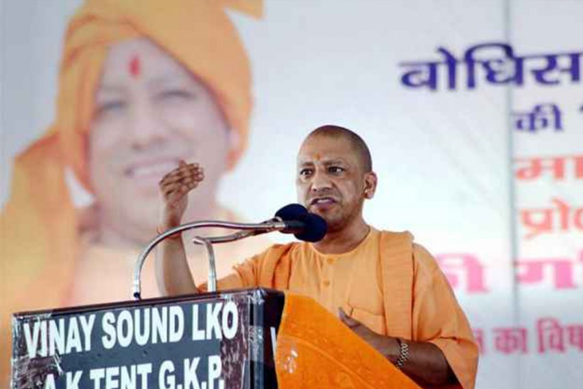 Election Commission Bars Yogi Adityanath From Campaigning For 72 Hours, Mayawati For 48 Hours