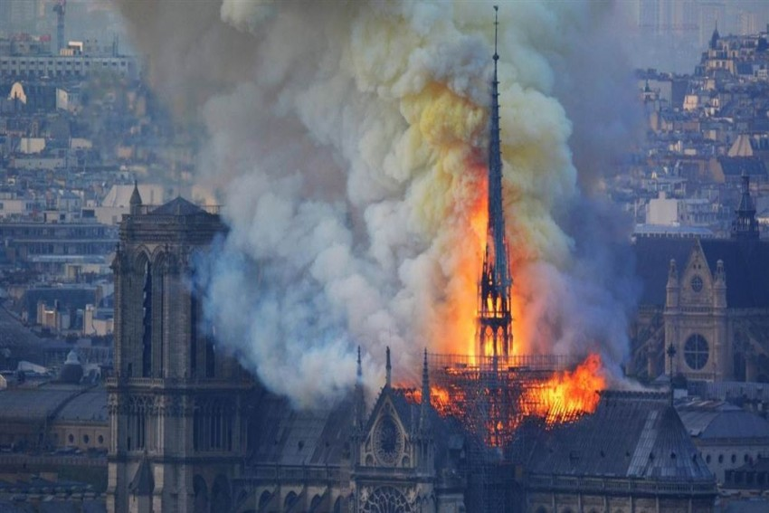 Notre Dame Cathedral: A Survivor Of Wars And Revolutions