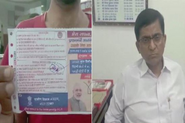 Four Railways Officials Suspended After Tickets With PM Modi's Photo Issued To Passengers