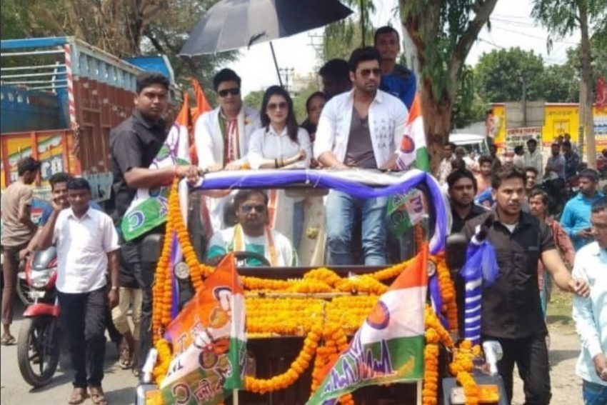 Bangladeshi Actor Asked To Return Home After Allegedly Campaigning For Trinamool Congress In Raiganj