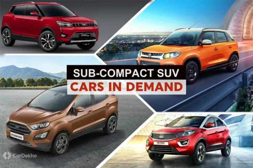 Cars In Demand: Maruti Suzuki Vitara Brezza, Tata Nexon Top Segment Demand In March 2019