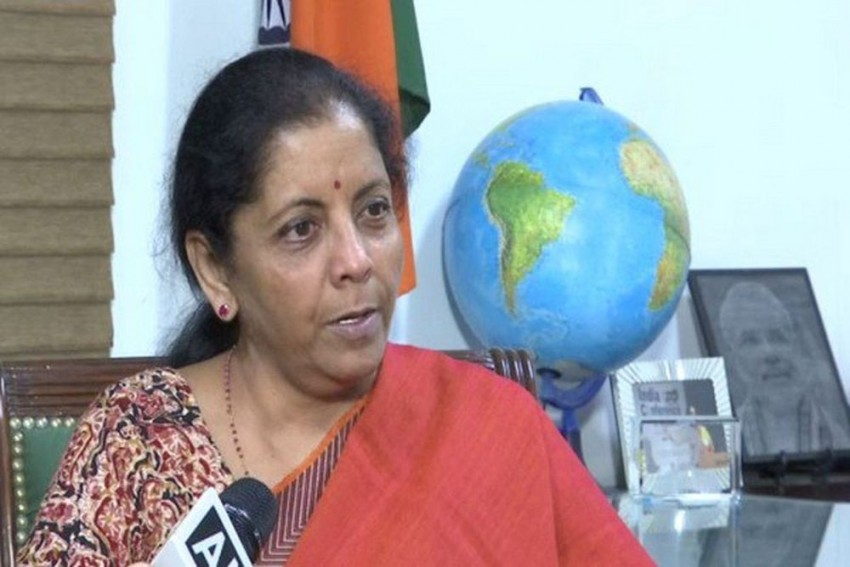 Imran Khan's Statement On PM Modi Could Be Congress' Ploy: Nirmala Sitharaman