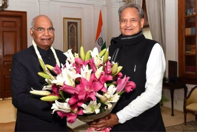 Kovind Was Made President Considering Gujarat Assembly Elections: Rajasthan CM Ashok Gehlot