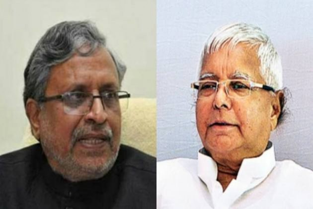 Lalu Yadav Met Arun Jaitley, Offered To Help Pull Down 'Mahagathbandhan' Govt, Alleges Bihar Dy CM