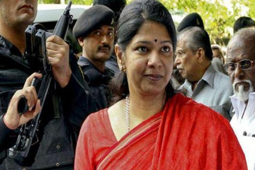 'BJP Cannot Stop Me From Winning', Says Kanimozhi After I-T Raid
