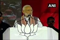 Rahul Gandhi Maligning Entire Community By Calling Me Thief, Says PM Modi In Maharashtra