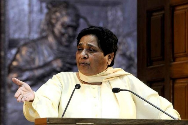 Election Commission Has An Anti-Dalit Mindset, Alleges Mayawati