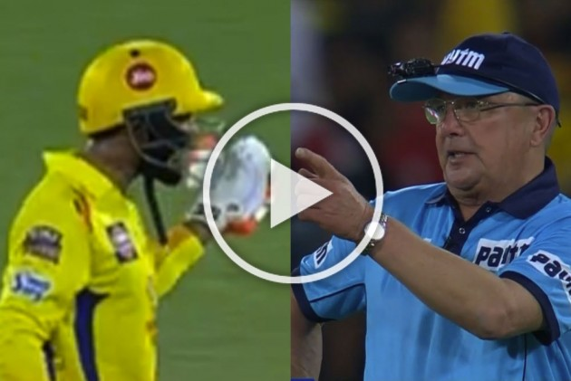 IPL 2019, SRH Vs CSK: Ravindra Jadeja Gets Into Heated Argument With Umpire As Controversies Continue To Rage Indian Premier League – WATCH