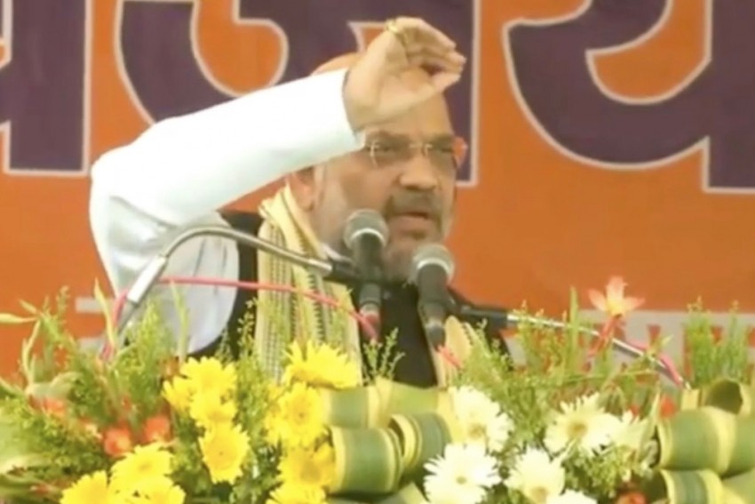 Kashmir Cannot Be Separated From India Till A Single BJP Worker Is Alive: Amit Shah