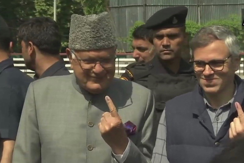 Second Phase Polling:  Srinagar Lok Sabha Seat Witnesses Low Turnout