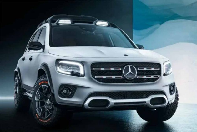 The All-New GLB Is Merc's Answer To Upcoming Audi Q4 And Volvo XC40