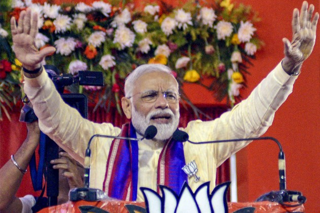 IAS Officer Checks PM Modi's Chopper In Odisha, Suspended By Election Commission