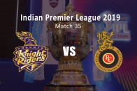 IPL 2019, Live Cricket Score, KKR Vs RCB: RCB Fancy Win Against A Disturbed KKR