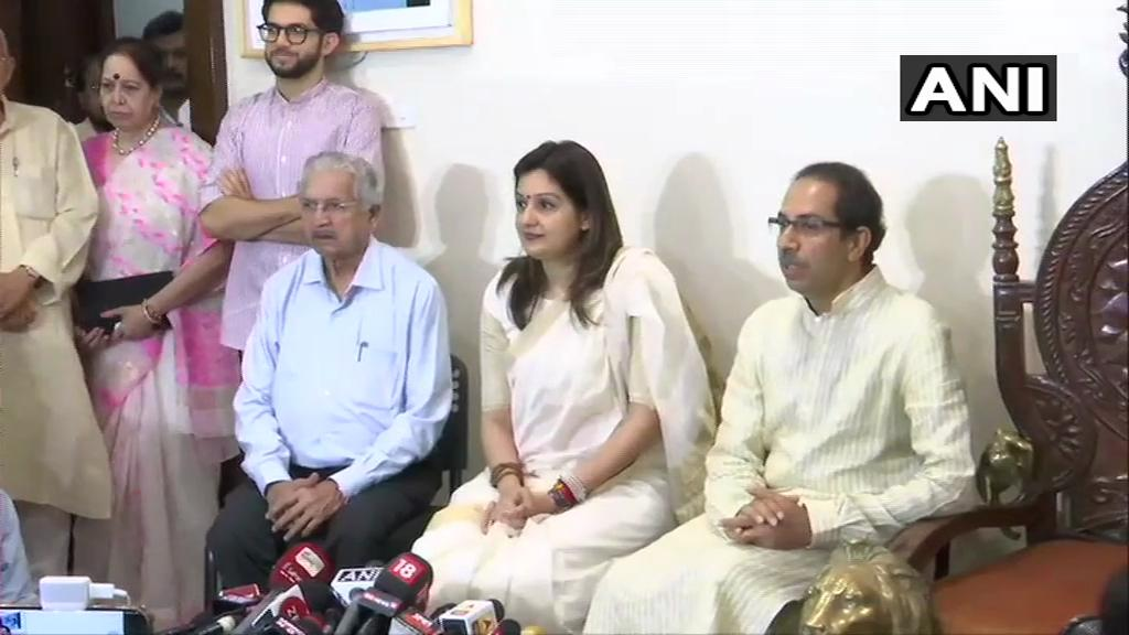 'Felt Let Down': Priyanka Chaturvedi Joins Shiv Sena After Quitting Congress