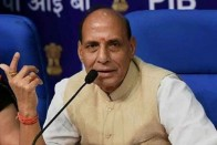If Indira Gandhi Is Credited For 1971 Bangladesh War, Why Not PM Modi For Pakistan Airstrike: Rajnath Singh