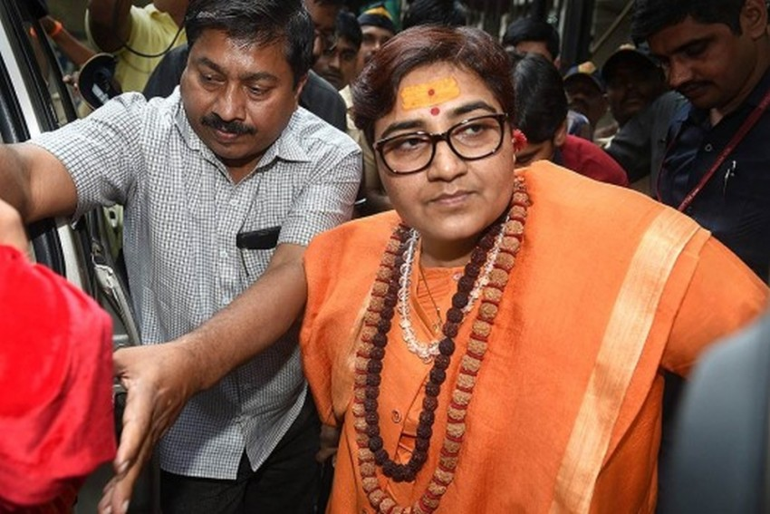 Sadhvi Pragya BJP's Anti-National Face, Modi Must Apologise For Her Comments On Karkare: Congress