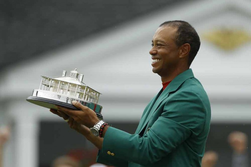 Michael Jordan Hails Tiger Woods's Masters Comeback As 'Greatest'