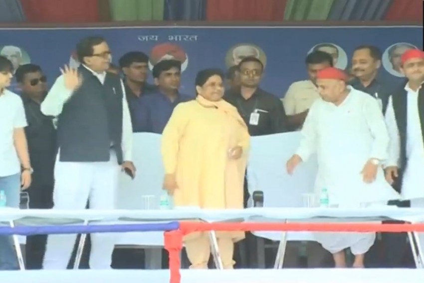 Mulayam Singh 'Real Leader' Of Backwards, Not 'Fake' Like PM Modi, Says Mayawati In Mainpuri