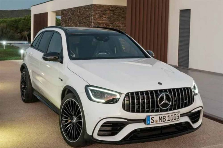 2020 Mercedes-AMG GLC 63 Facelift Unveiled; Gets Sportier S Variant