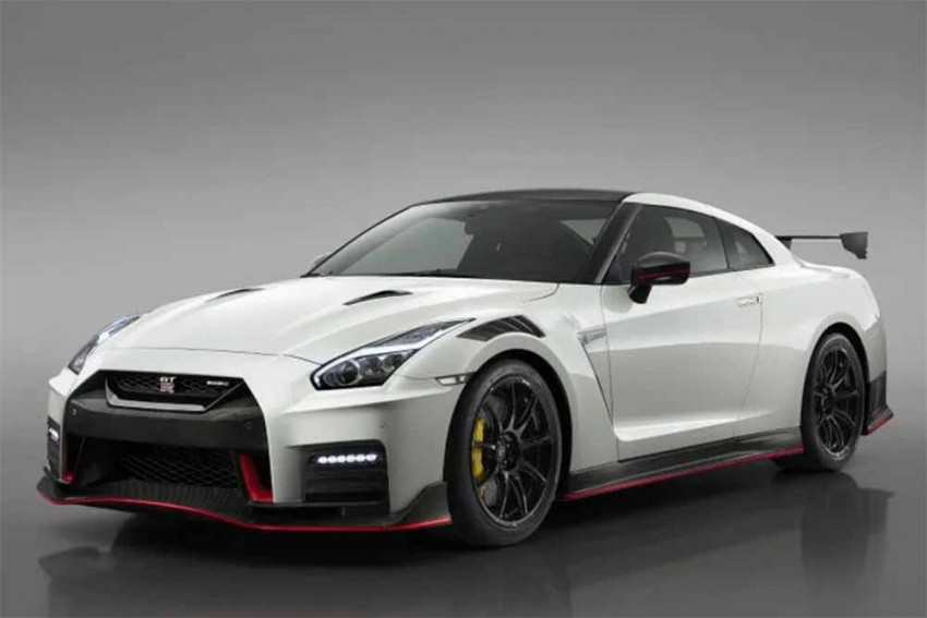 Track-Ready 2020 Nissan GT-R Nismo Unveiled