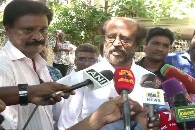 Rajinikanth Says Ready To Face Assembly Polls In Tamil Nadu