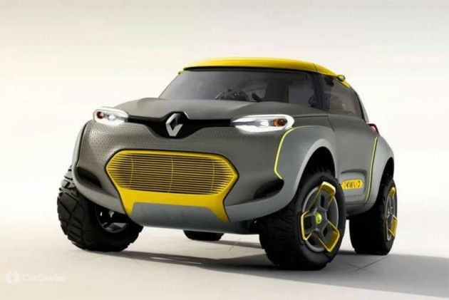 Renault To Launch Sub-4m SUV In 2020 To Rival Venue, Vitara Brezza