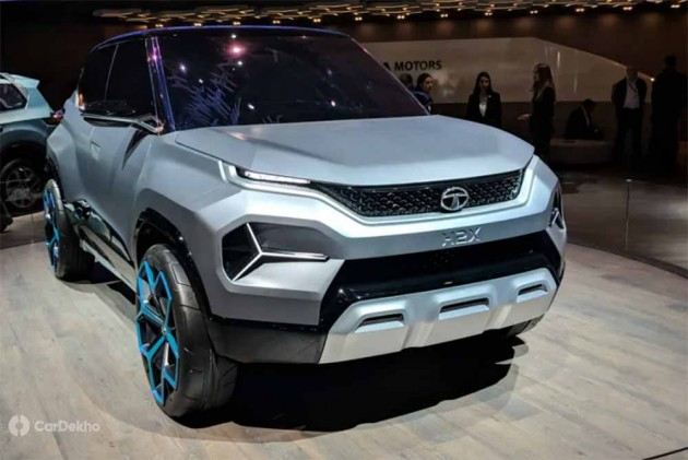 Production-Spec Tata H2X To Have An Electric Version?