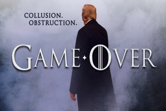 HBO Not Pleased With Donald Trump's 'Game Of Thrones'-Inspired Tweet On Mueller Reports