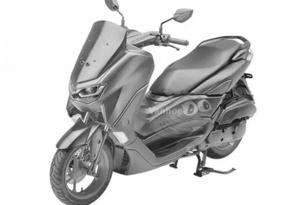 New Improved Yamaha NMax 155 On Its Way