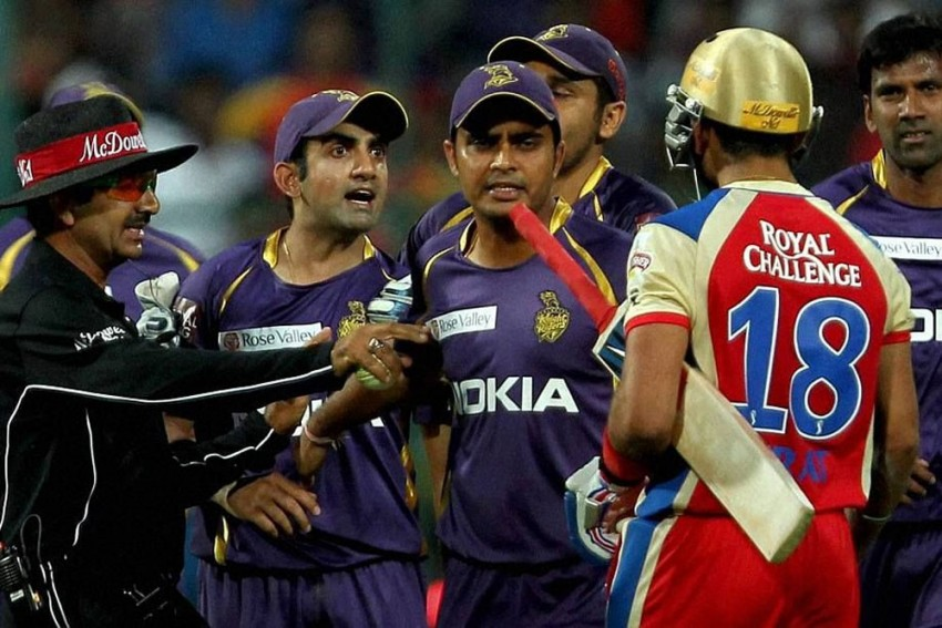 IPL Controversies Over The Years: SRK Ban, Modi Sacking To Kohli-Gambhir Fight