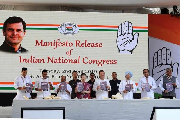 Congress Manifesto: What Economists Have To Say On NYAY, Kisan Budget