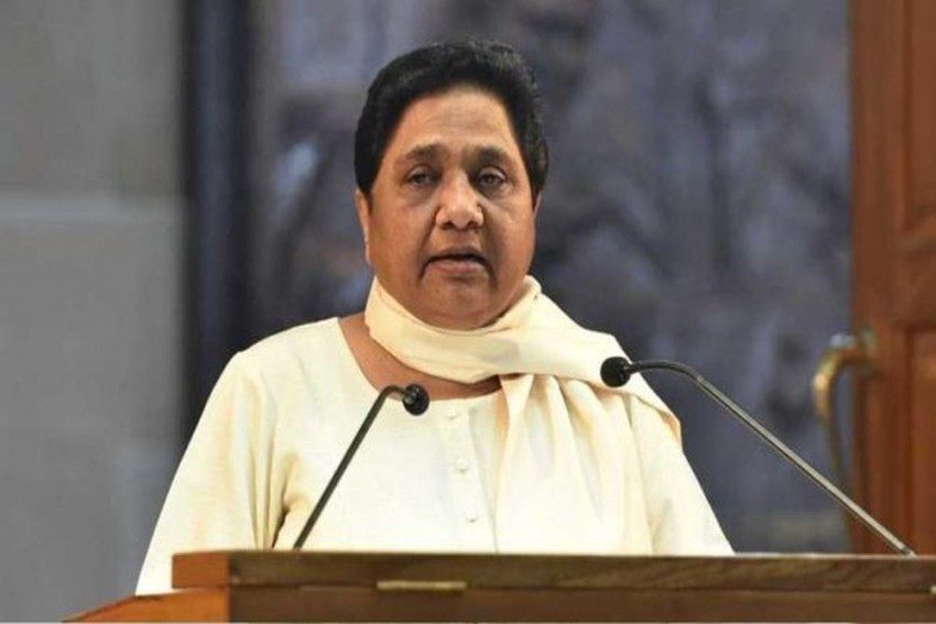'They Represent Will Of People', Mayawati Justifies Construction Of Her Life-Size Statues In UP