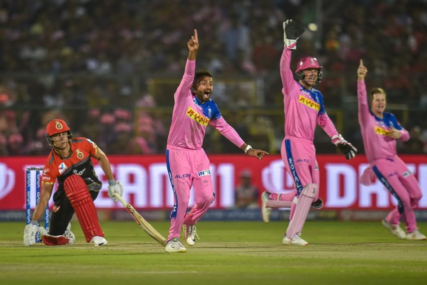 IPL 2019 Highlights, RR Vs RCB: Rajasthan Win First Match, Bengaluru Slump To 4th Successive Defeat