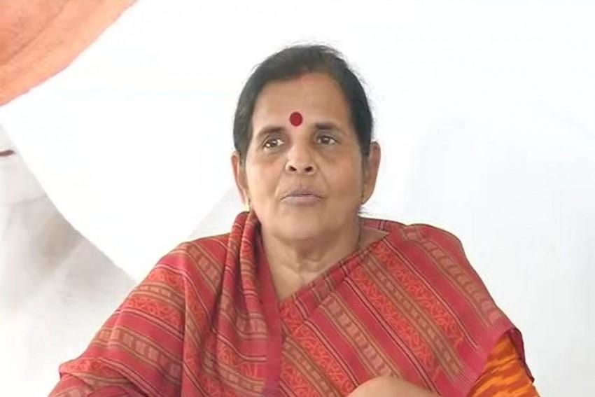 Odisha Mahila Congress President Manhandled At Party Office