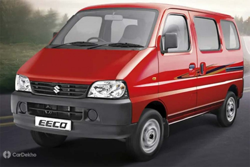 Maruti Eeco Now Gets Standard Driver Airbag, ABS & More