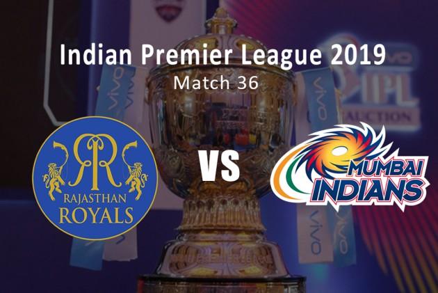 2019 IPL Highlights, Rajasthan Royals Vs Mumbai Indians: Parag-Smith Partnership Takes RR Home